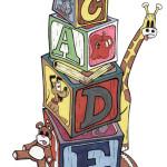 Nursery - Cade's Building Blocks