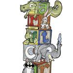 Nursery - Carter's Building Blocks