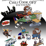 Cookoff T-shirt Design