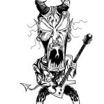 Devil Guitarist