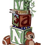 Nursery - Evan's Blocks
