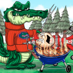 Florida Gator vs Ohio State Buckeye