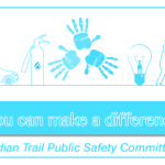 Indian Trail Public Safety Committee Poster