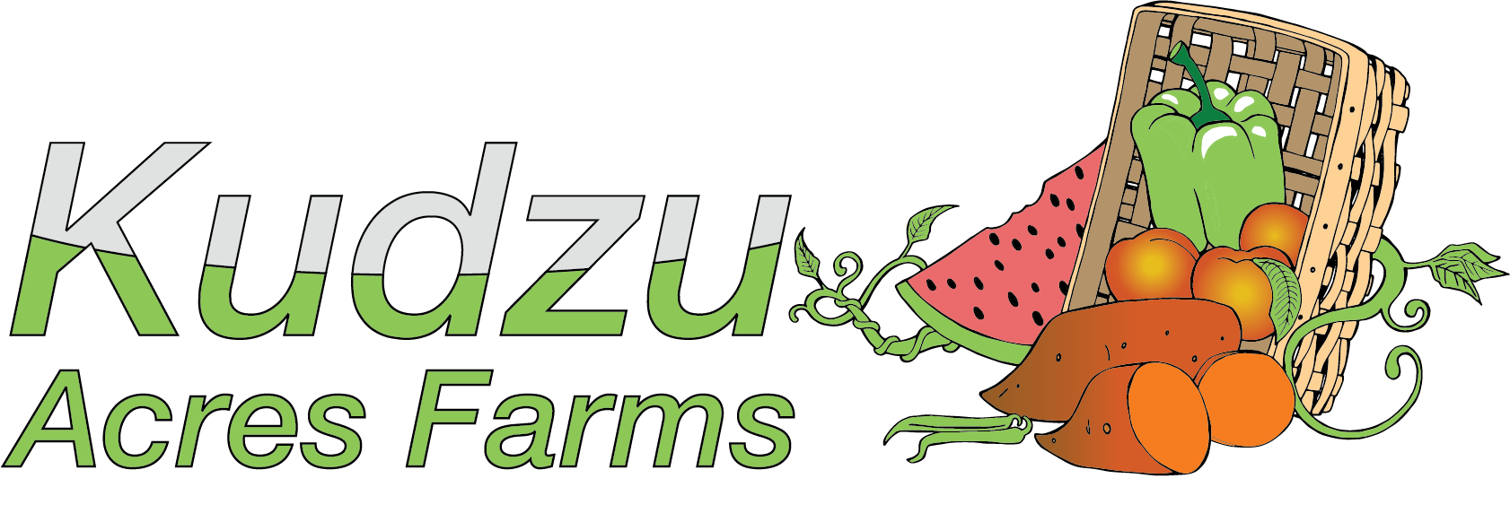 Kudzu Acres Farms Logo
