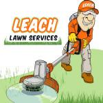 Leach Lawn Services LLC Logo
