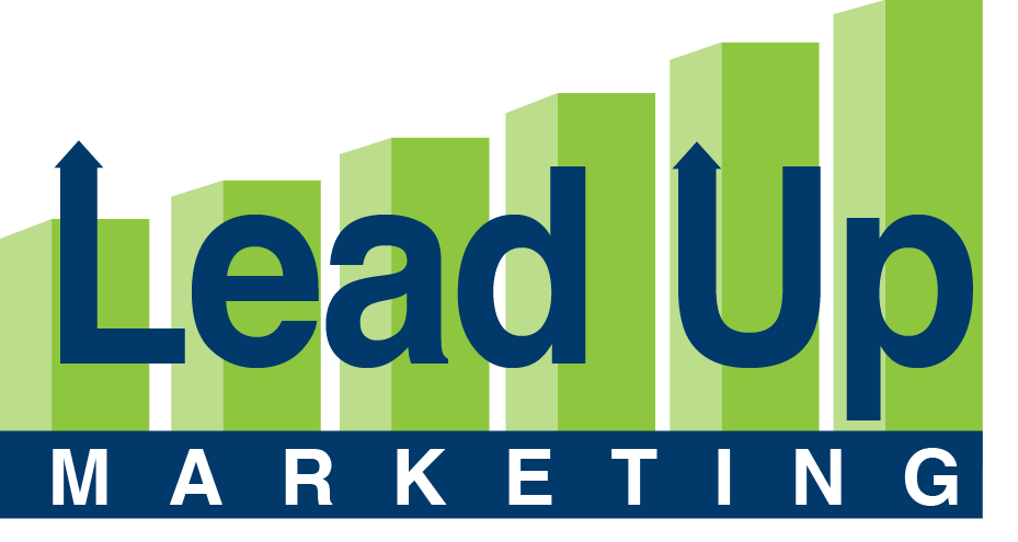 Lead Up Marketing Logo