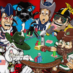 Mascot Poker