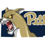 Pitt Panthers Cartoon