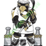 Pittsburgh Peguins Cartoon