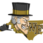 Wake Forest Demon Deacon Cartoon