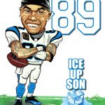 Steve Smith Caricature