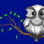 Nursery - Owl 7x5