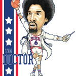 Julius The Doctor Erving