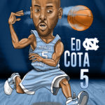 Ed Cota Caricature Cartoon