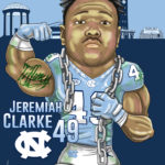 Jeremiah Clarke Caricature Cartoon