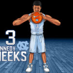 Kennedy Meeks Caricature Cartoon