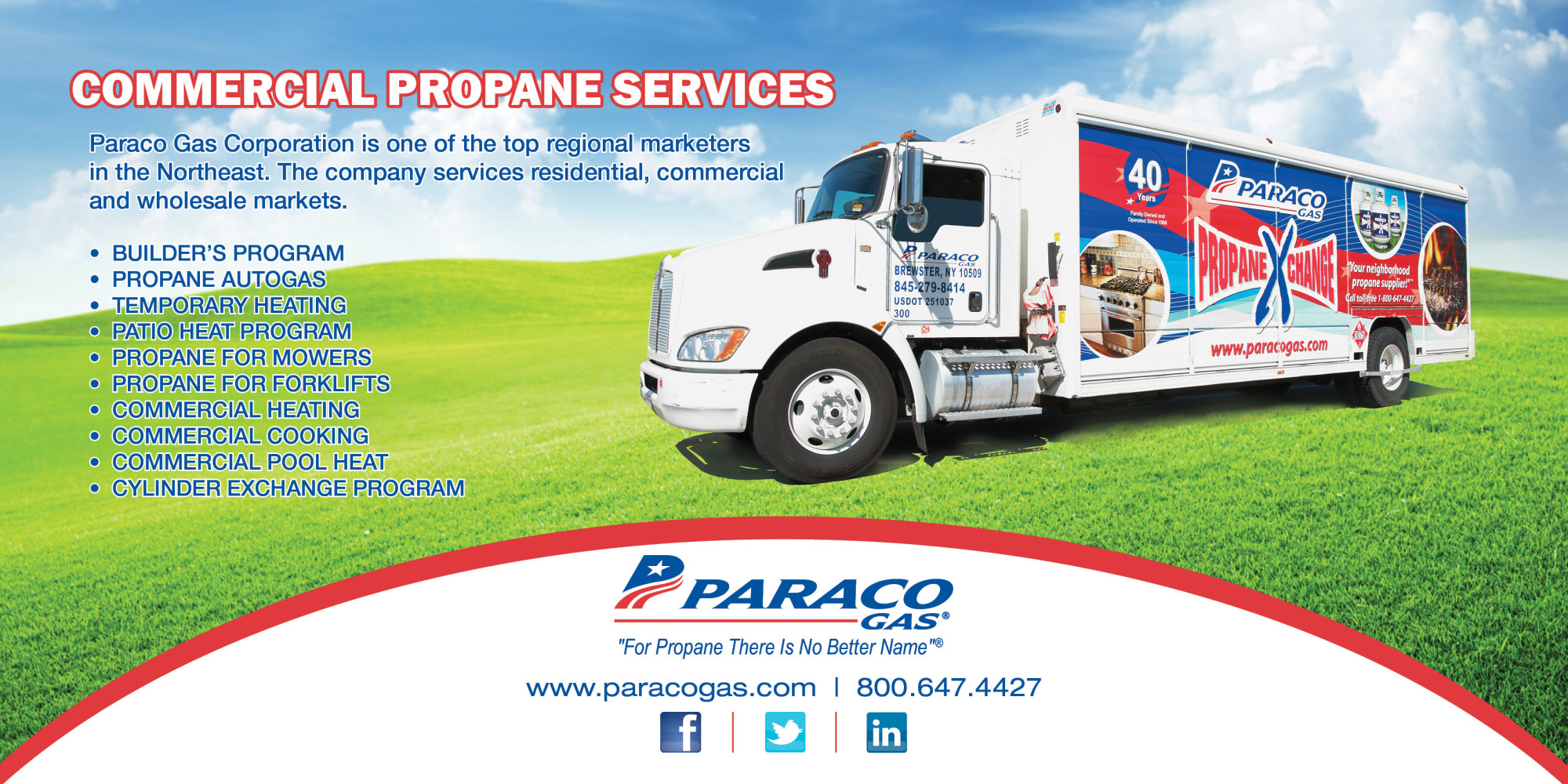 Commercial Service Mailer