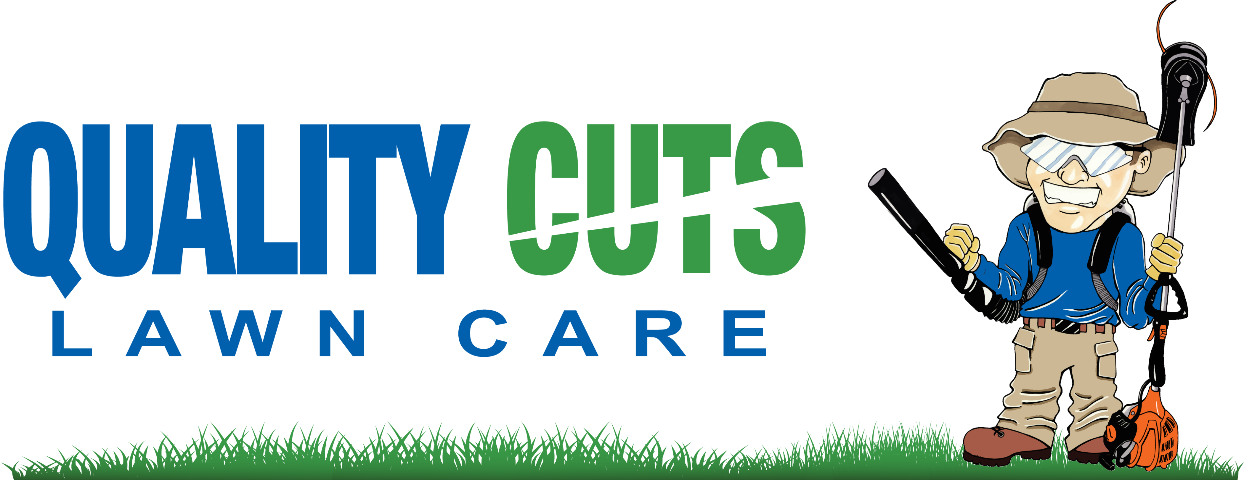 Quality Cuts Lawn Care Logo