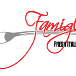 Famiglia Fresh Italian-American Cuisine Logo Design