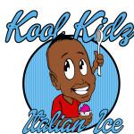 Kool Kids Italian Ice Business Logo Design